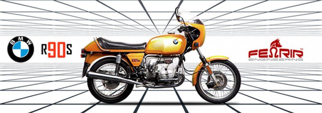 Superbike BMW R90S