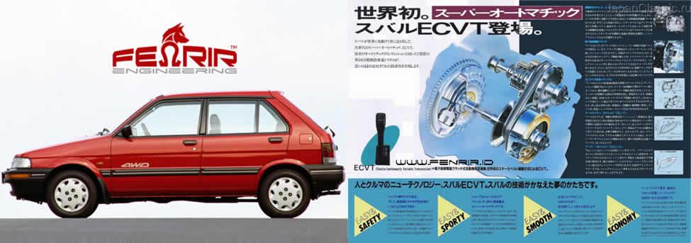 CVT Motor Matic