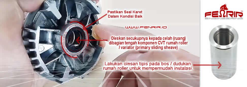 Gemuk CVT