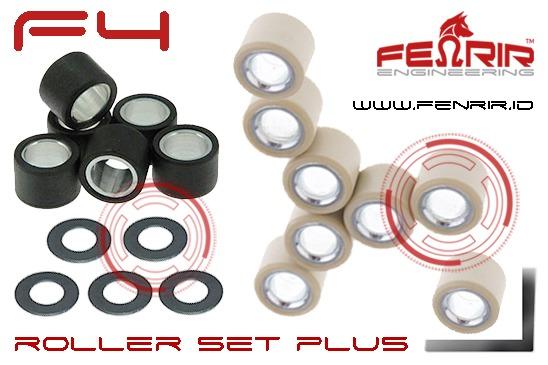 F4 Performance Roller Set